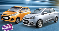 Hyundai Grand i10 - Sedan & Hatchback
